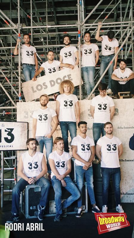 PHOTO FLASH: 33 EL MUSICAL presenta su elenco