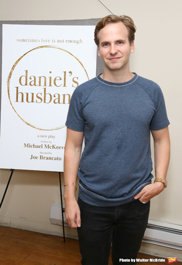 Photo Coverage: Meet the Cast of DANIEL'S HUSBAND