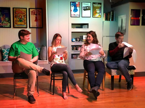 Photo Flash: [TITLE OF SHOW] at Three Rivers Music Theatre
