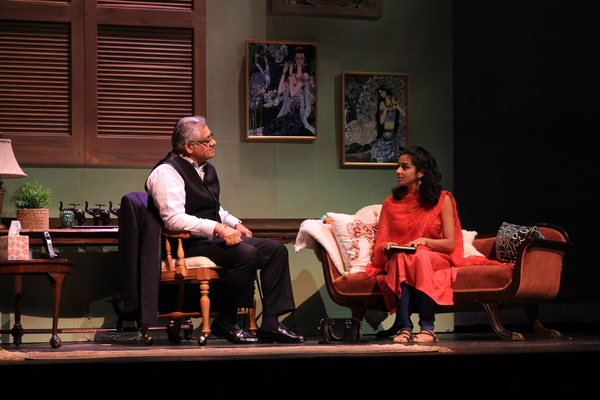 Photo Flash: Meet the Company of Mainstage-Irving Las Colinas and thinkIndia Foundation's THE RED PASHMINA at the Irving Arts Center