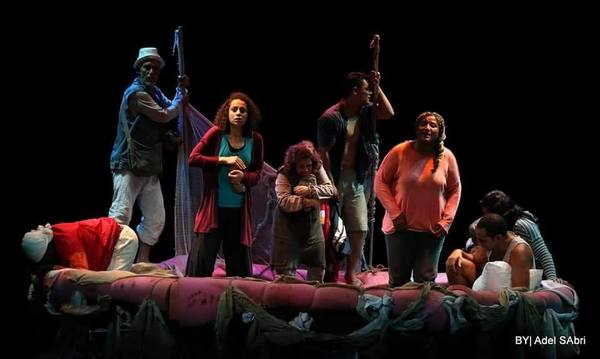 BWW Review: Breaking the Migrant Archetype in THE RAFT (Shafq)
