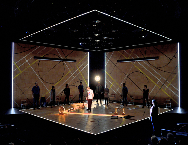 Photo Flash: THE CURIOUS INCIDENT OF THE DOG AND THE NIGHT TIME at Actors Theatre of Louisville