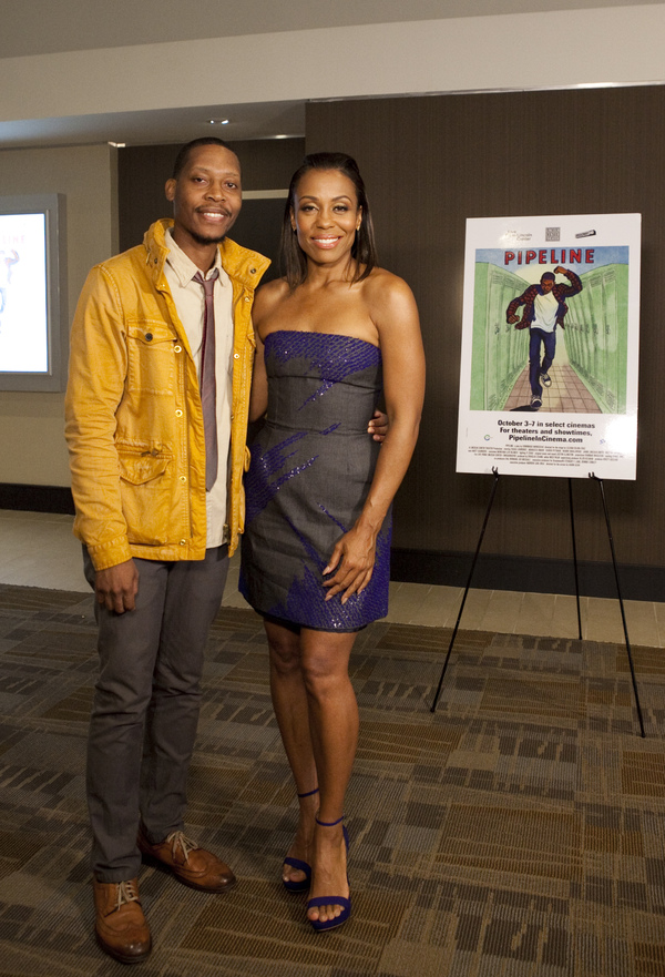 Photo Flash: PIPELINE Celebrates Theatrical Release at NYC Screening!