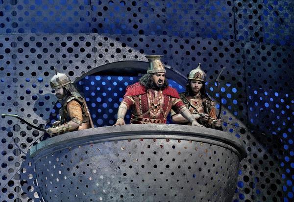 Photo Flash: Darko Tresnjak's SAMSON ET DALILA at The Met