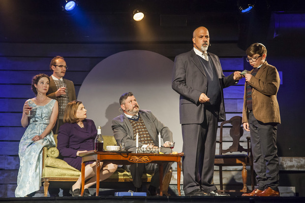 Photo Flash: First Look at Firebrand and TimeLine Theatre's CAROLINE, OR CHANGE