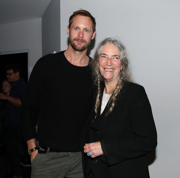 Photo Flash: The Stars Turn Out for Patti Smith WORDS AND MUSIC at the Minetta Lane Theatre