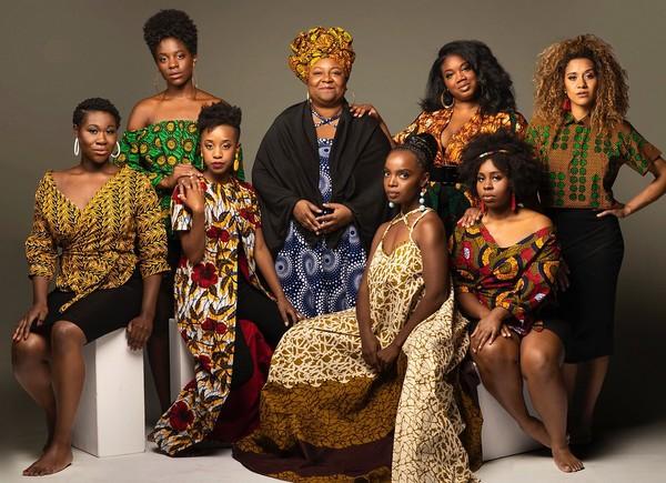 Zenzi Wiliams, Latoya Edwards, Mirirai Sithole, Myra Lucretia Taylor, MaameYaa Boafo, Abena Mensah-Bonsu, Paige Gilbert
