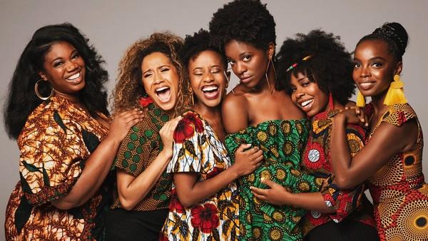 Abena Mensah-Bonsu, Joanna A. Jones, Mirirai Sithole, Latoya Edwards, Paige Gilbert, MaameYaa Boafo