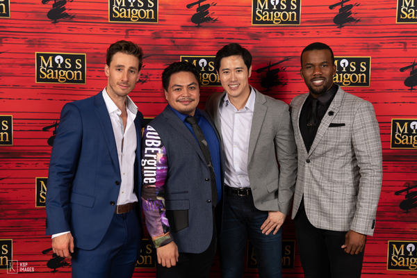 Photo Flash: The National Tour of MISS SAIGON Launches in Rhode Island
