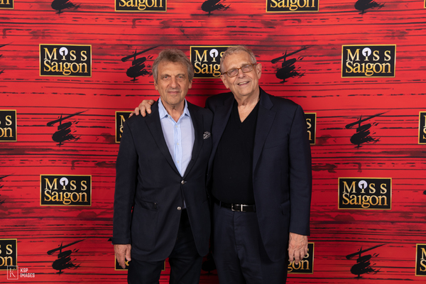 Alain  Boublil  and  Richard  Maltby,  Jr.