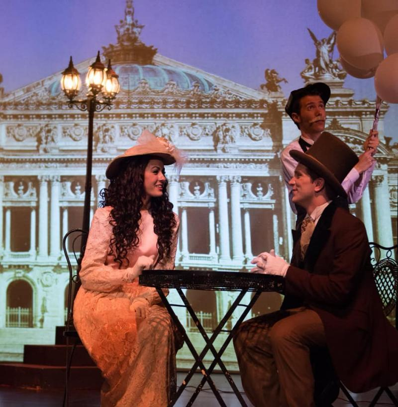 BWW Review:  Off Broadway Corona Theater's Production of Yeston & Kopit's PHANTOM is not to be Missed.