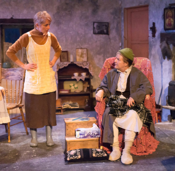 Photo Flash: First Look at Martin McDonaugh's THE BEAUTY QUEEN OF LEENANE at studio/stage