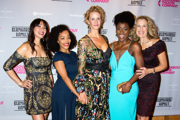 Jenelle Chu, Brittany Bradford, Janet McTeer, Ito Aghayere, Kate Levy Photo