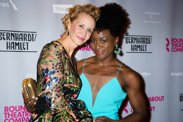 Janet McTeer, Ito Aghayere Photo