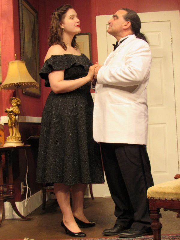 Photo Flash: Granite Theatre Stages BELL, BOOK AND CANDLE