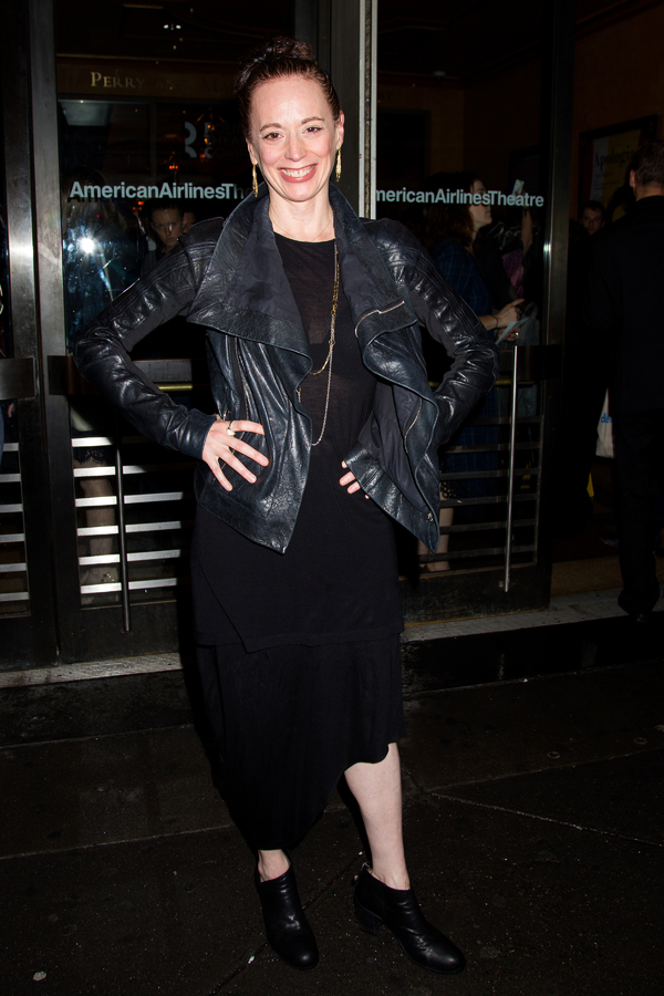Photo Coverage: On the Opening Night Red Carpet for BERNHARDT/HAMLET!