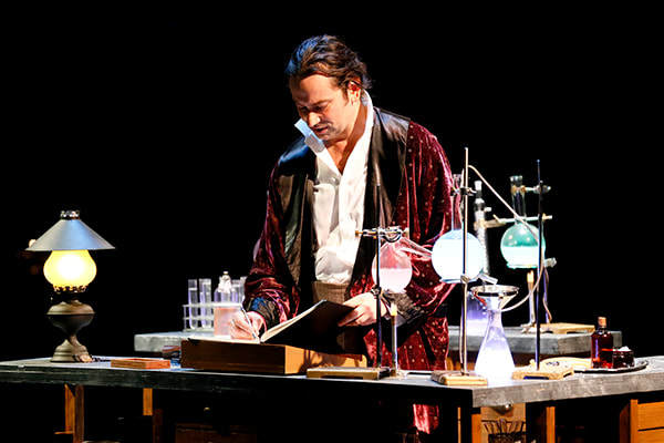 Photo Flash: Constantine Maroulis and Diana DeGarmo Lead JEKYLL & HYDE at North Shore Music Theatre