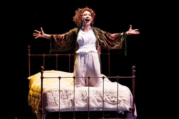 Diana DeGarmo as Lucy Harris Photo