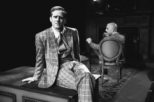 L to R: Burt Grinstead, Donnie Smith  Photo