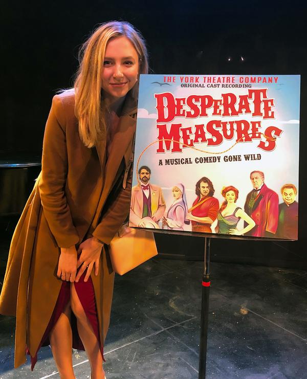 "York �""Desperate Measures"" producer Cecilia Lin.   Photo"