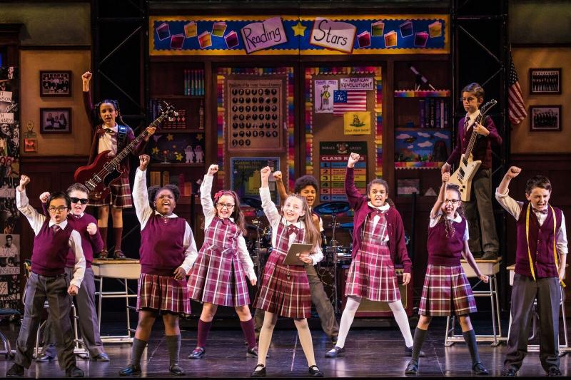 BWW Review: Ottawa's SCHOOL OF ROCK Will Rock Your Socks Off at the National Arts Centre