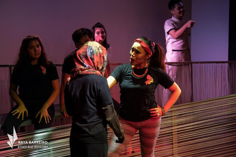 Photo Flash: Ateneo Blue Repertory's SKIN DEEP: THE MUSICAL; Show Runs Now Thru 9/30