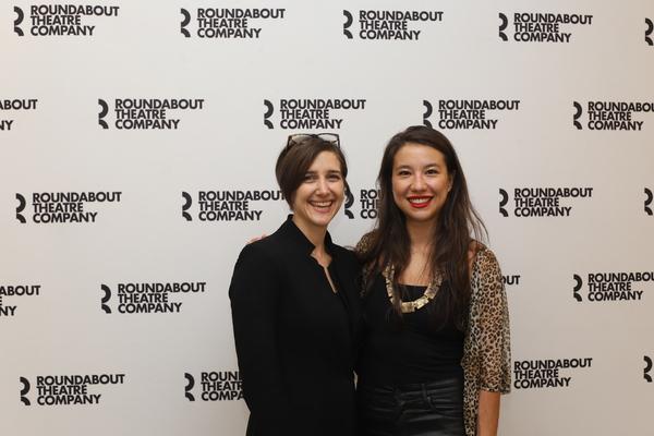 Tyne Rafaeli and Jennifer Lim