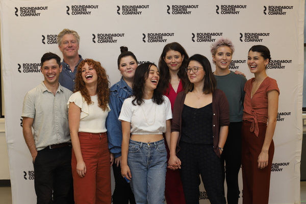 Photo Coverage: Meet the Company of Roundabout's USUAL GIRLS!