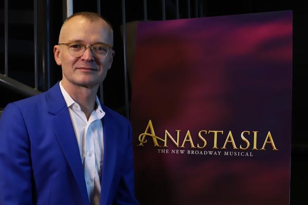 Photo Coverage: Anya, Dmitry, Gleb & More! Meet the Cast of the  ANASTASIA National Tour!
