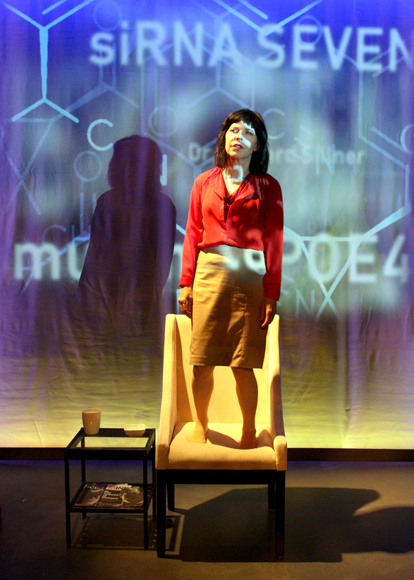 Photo Flash: Chance Theatre Presents THE OTHER PLACE