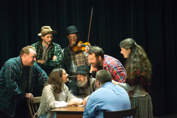 Photo Flash: DISAPPEARANCES Premieres On Stage In New Adaptation At Lost Nation Theater