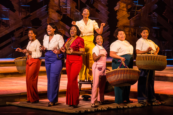 Photo Flash: Paper Mill Playhouse Presents THE COLOR PURPLE