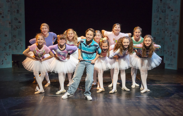 Photo Flash: BILLY ELLIOT Dance Into Des Moines Playhouse