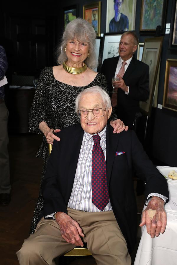 Photos: The Al Hirschfeld Foundation Celebrates Louise Hirschfeld Cullman