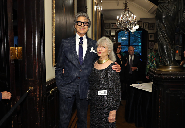 Tommy Tune and Louise Hirschfeld Cullman Photo