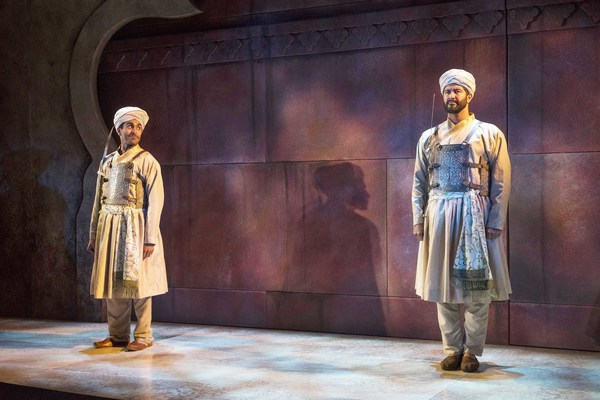 Photo Flash: First Look at GUARDS AT THE TAJ at Milwaukee Rep