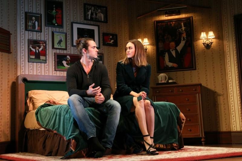BWW Review:  Richard Bean's Eccentric Comedy THE NAP Introduces Snooker To Broadway
