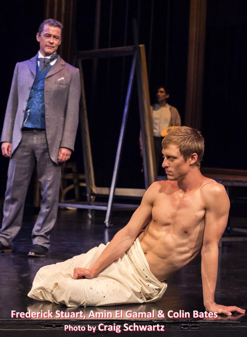 BWW Interview: Colin Bates Maturing Most Gracefully from BILLY ELLIOTT to DORIAN GRAY