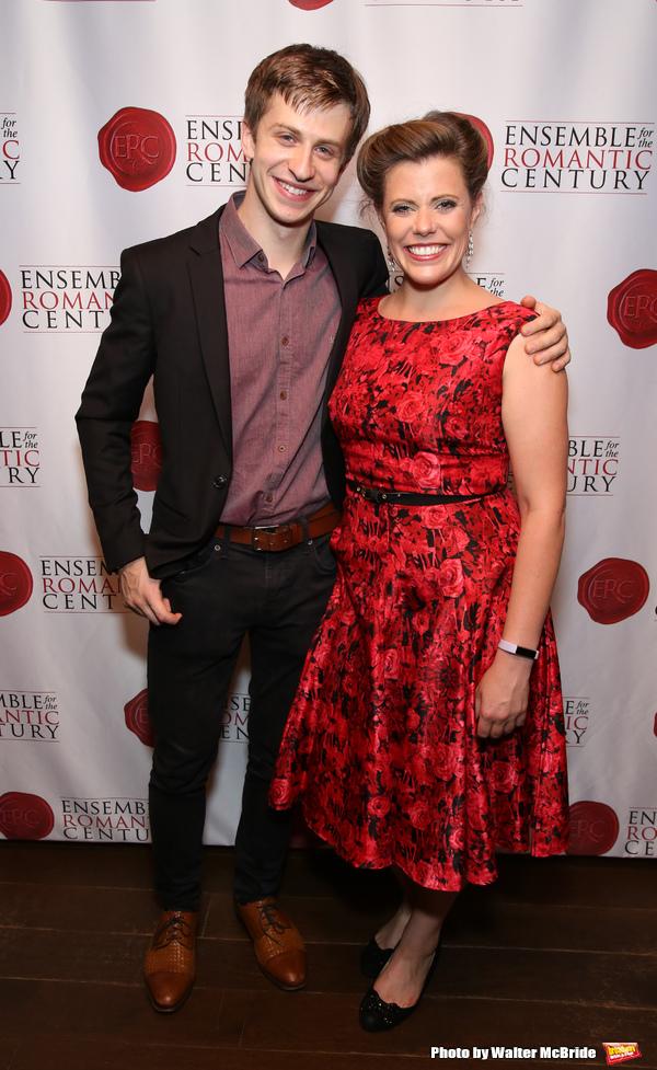 Ari Evan and Kristina Bachrach