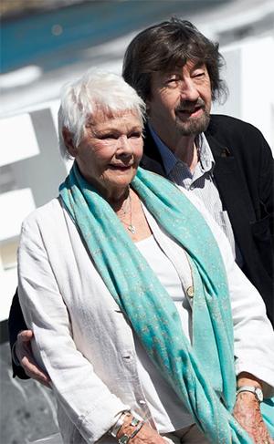 Judi Dench y Trevor Nunn visitan nuestro país