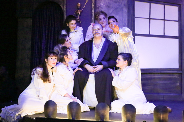 Photo Flash: First Look at New Line's ZOMBIES OF PENZANCE