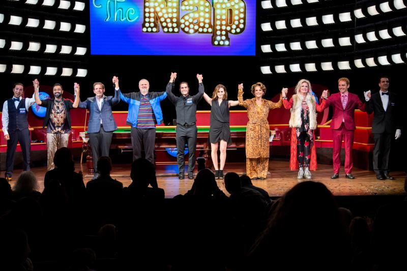 BWW Flashback: THE NAP Takes Its Final Shot on Broadway Today!