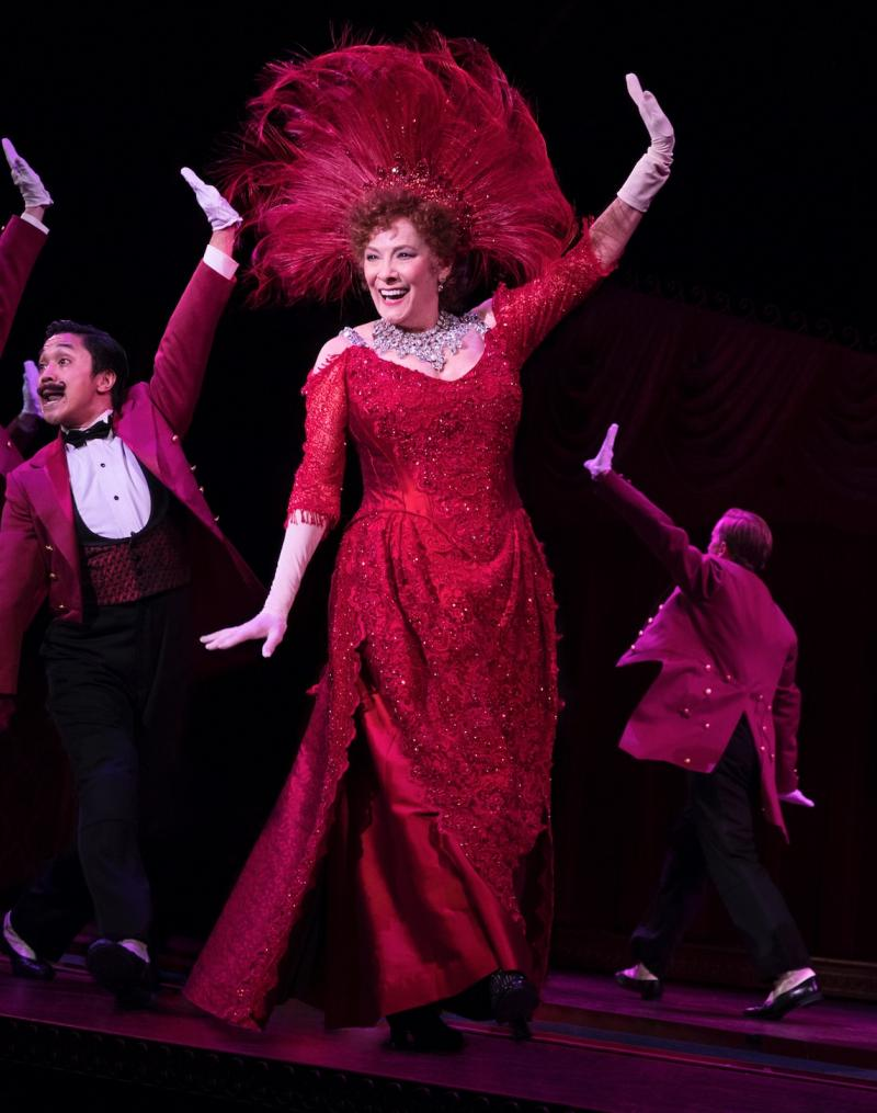 Photo Flash: Wow, Wow, Wow! First Look at Betty Buckley in the HELLO, DOLLY! National Tour