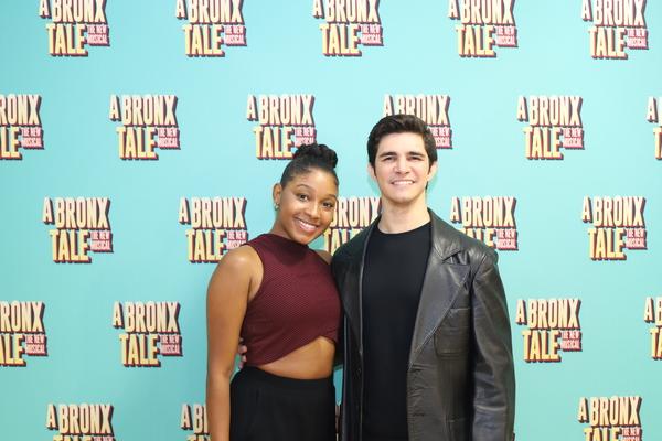 Brianna-Marie Bell and Joey Barreiro