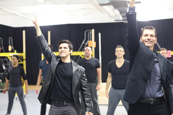 Photo Coverage: Back to Belmont! Meet The Company of A BRONX TALE on Tour
