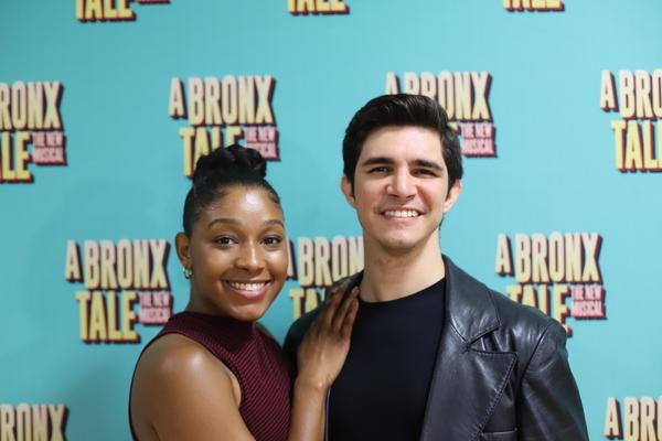 Brianna-Marie Bell and Joey Barreiro Photo