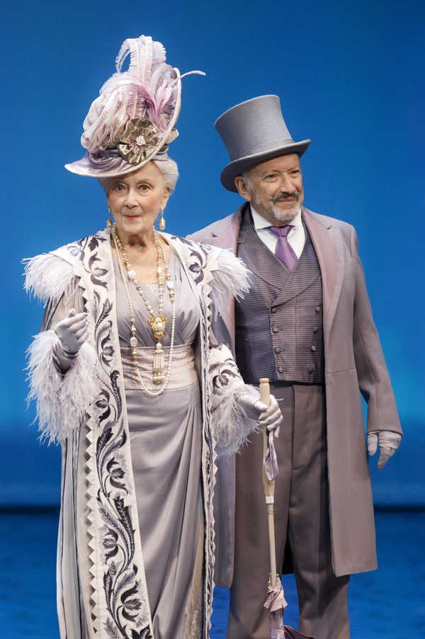 Photo Flash: First Look at MY FAIR LADY'S Loverly New Mrs. Higgins, Rosemary Harris