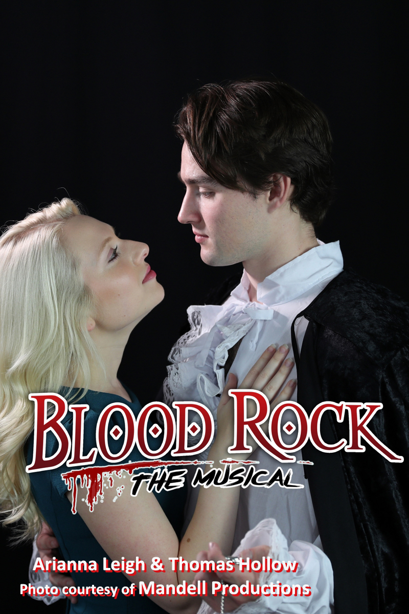 BWW Review: Ambitious BLOOD ROCK: THE MUSICAL Really Sings