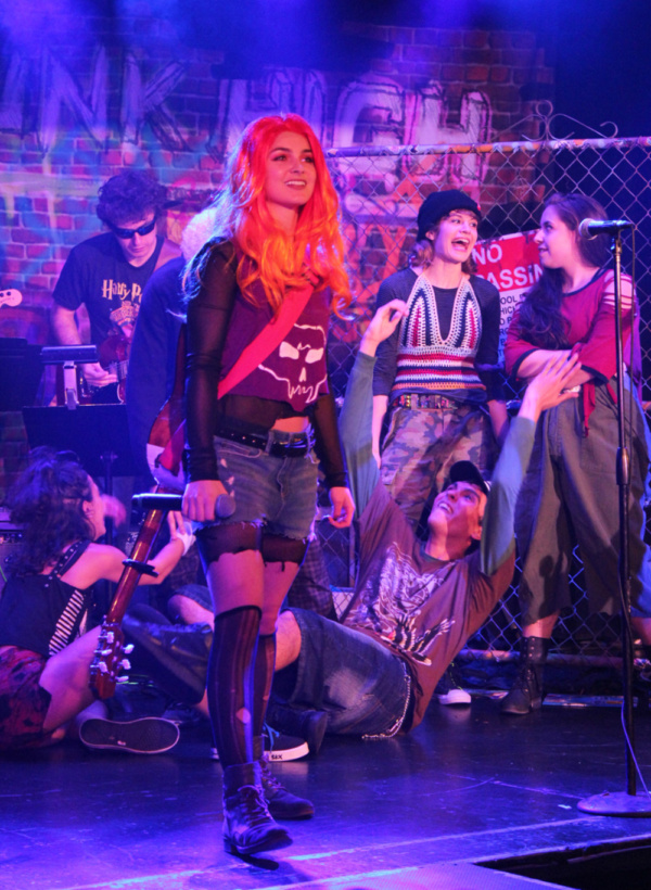 Photo Flash: Musical Comedy POP PUNK HIGH Premieres Off-Broadway