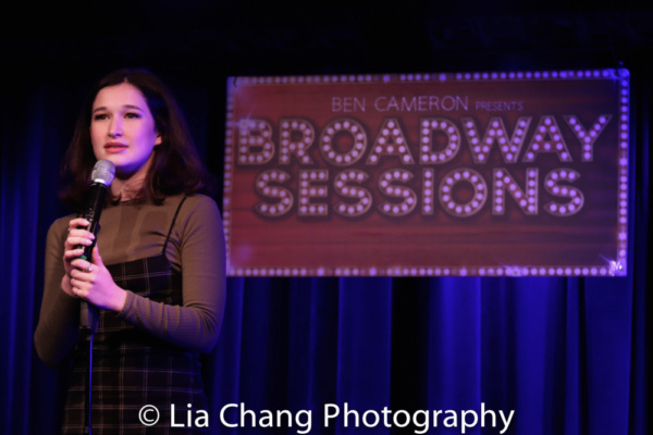 Noa Solorio sings 'Requiem' from Dear Evan Hansen